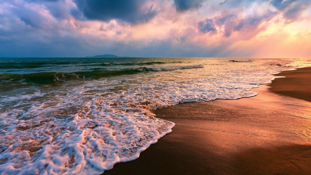О черном море
