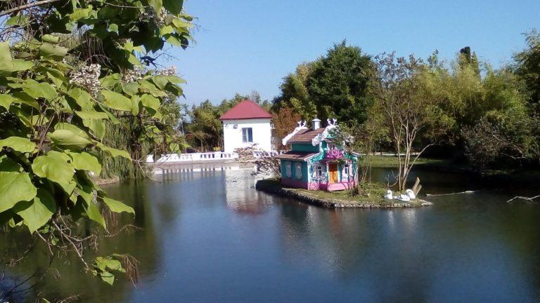 Парки «Южные культуры» и «Имеретинский»