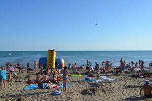Джубга. пляж