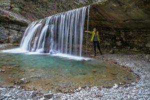 Джубга. Водопады