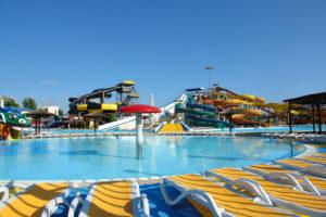Аквапарки «Золотой пляж» и «Тики-Так»