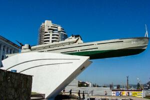Памятник Черноморским морякам