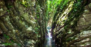 Крабовое ущелье