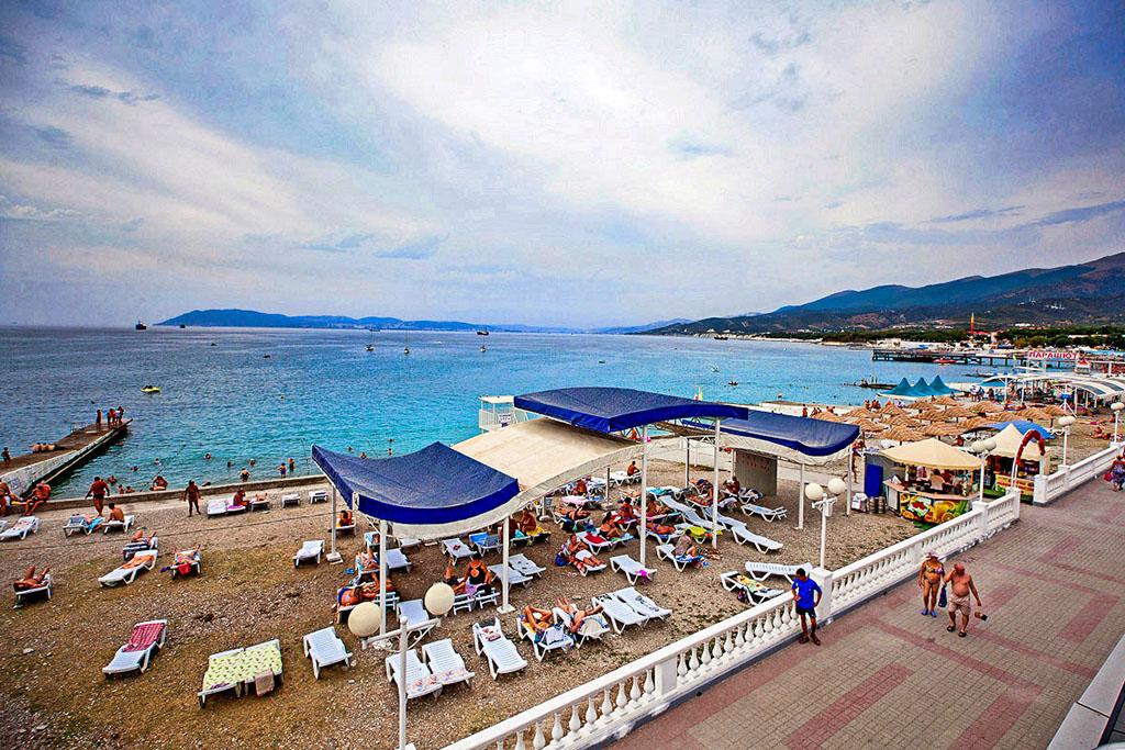 Пляж в Кабардинке