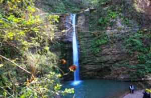 Водопад на Лаго-Наки