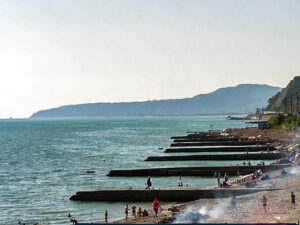 море в Кабардинке