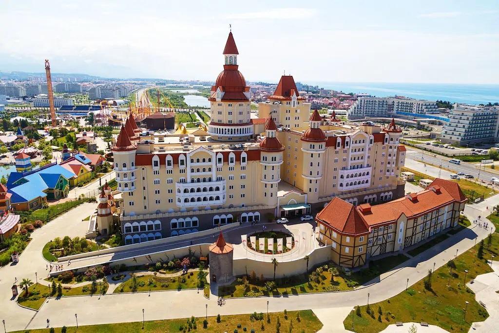 гостиница Богатырь