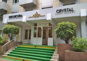 Orchestra Crystal Sochi Resort