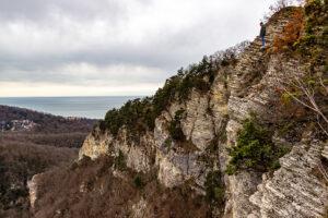 На Орлиных скалах