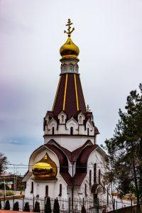 Храм в Кудепсте